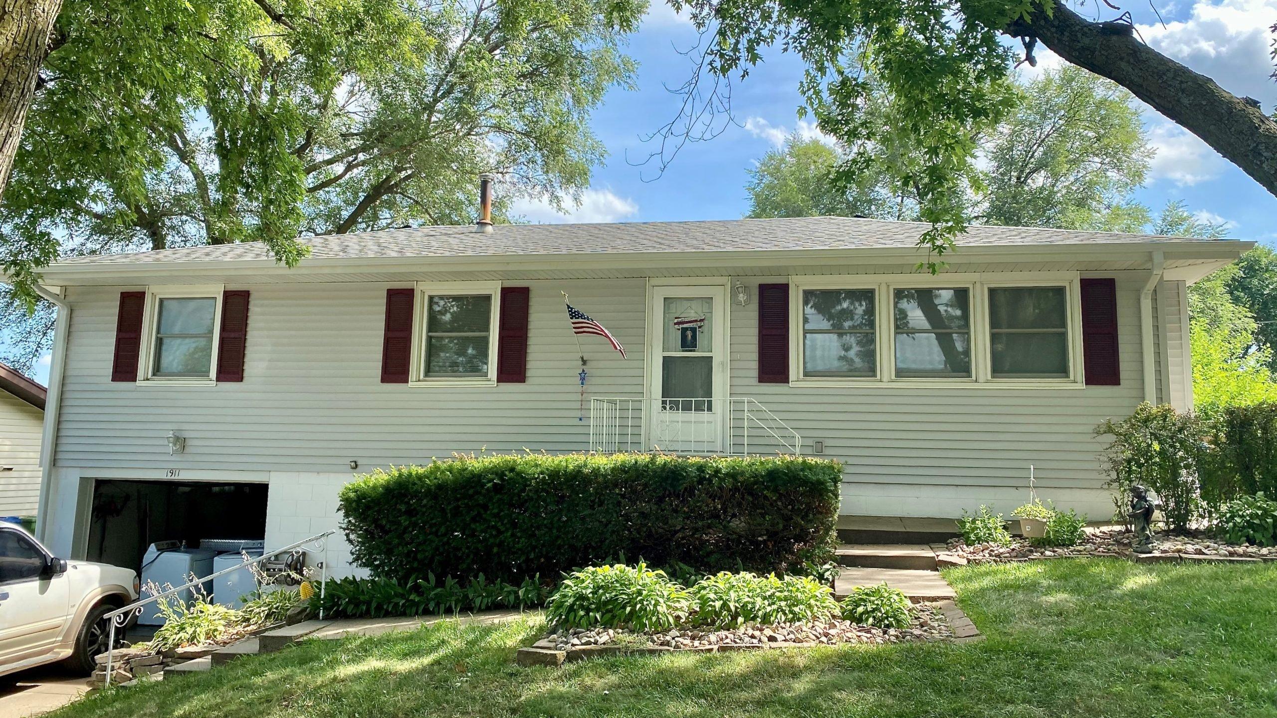 residence in nebraska with property updates