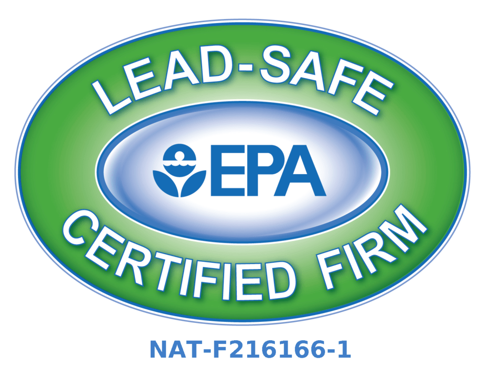 EPA lead-safe certified materials