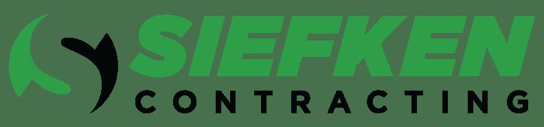 siefken contracting logo for omaha nebraska